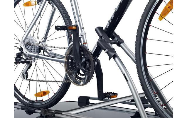 thule bike rack car guide